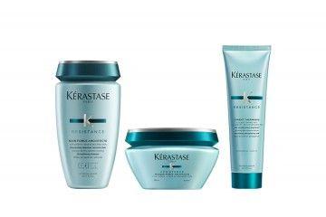 Resistance Force de Kérastase - a gama para cabelos danificados