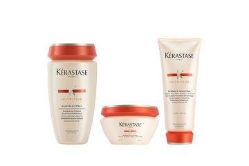 Nutritive de Kérastase - A gama para cabelos secos e muito secos