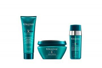 R. Therapiste de Kérastase - a gama para cabelos muito danificados