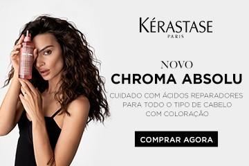 Chronologiste de Kérastase - a gama para todos os tipos de cabelo