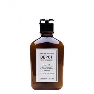 102. Anti-dandruff e sebum control shampoo 250ml