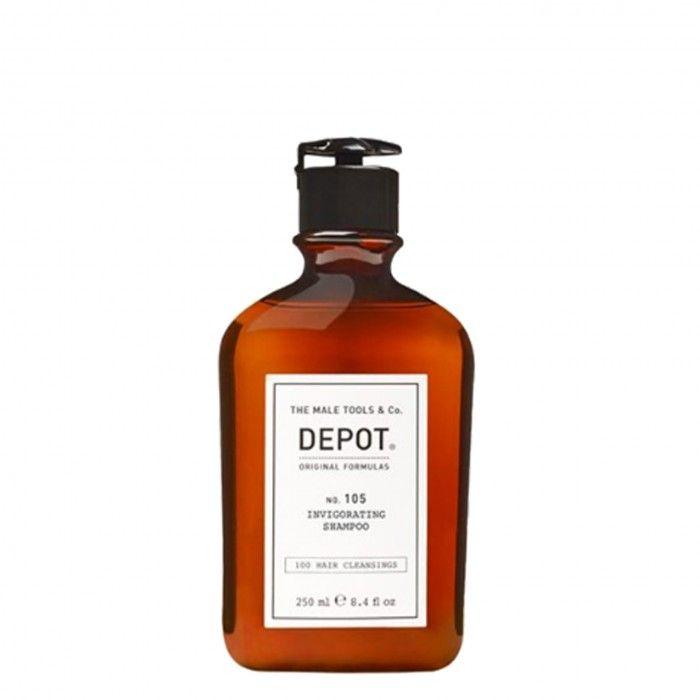 105. Invigorating Shampoo 250ml