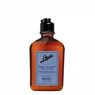 Shampoo Tonificante Cabelo e Corpo 250ml