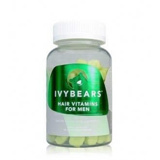 IvyBears Hair Vitamins For Men