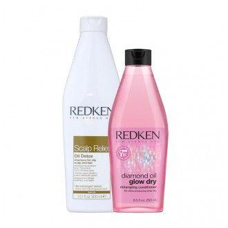 Scalp Relief cabelos finos e oleosos
