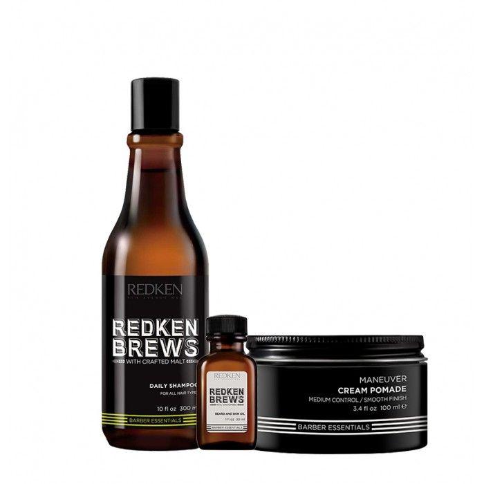 Redken Brews - cuidado e estilo total (creme)