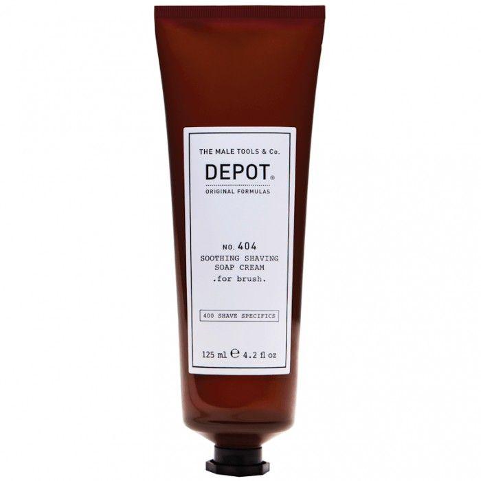 404. Soothing Shaving Soap Cream 125ml