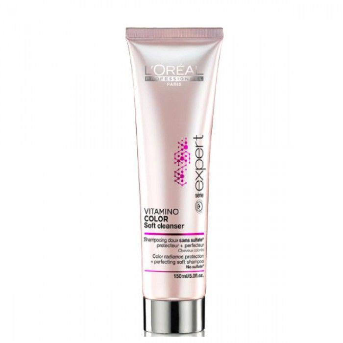 Soft Cleanser Vitamino Color 150ml