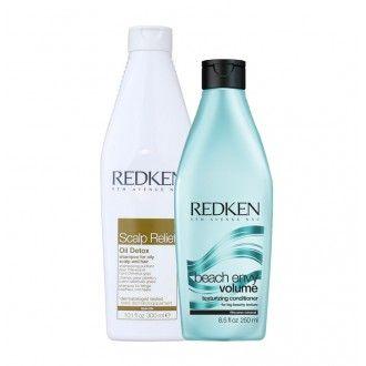 Scalp Relief cabelos finos e oleosos sem volume