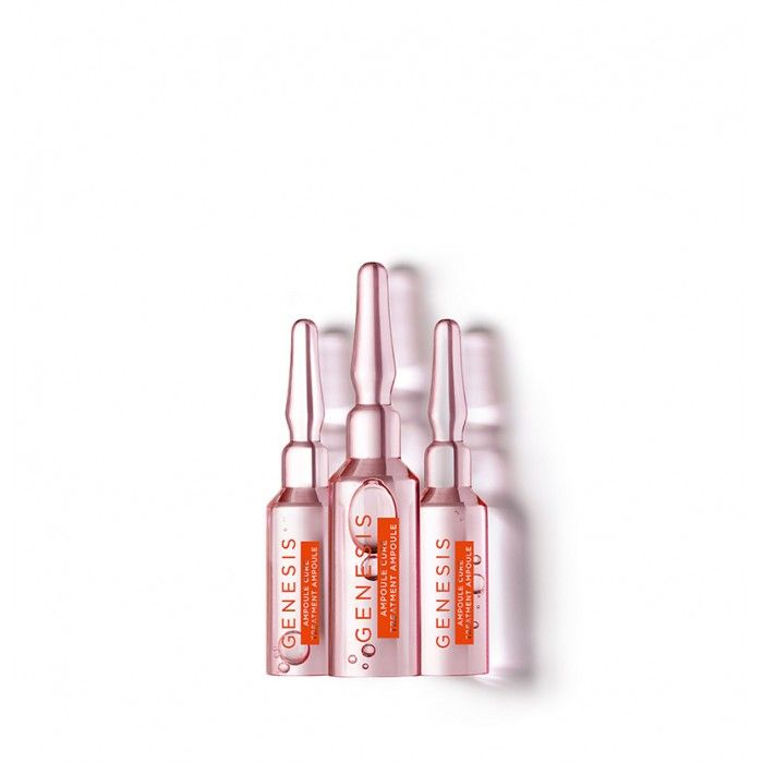 10 Ampoules Cure Anti-Chute Fortifiantes 10x6ml