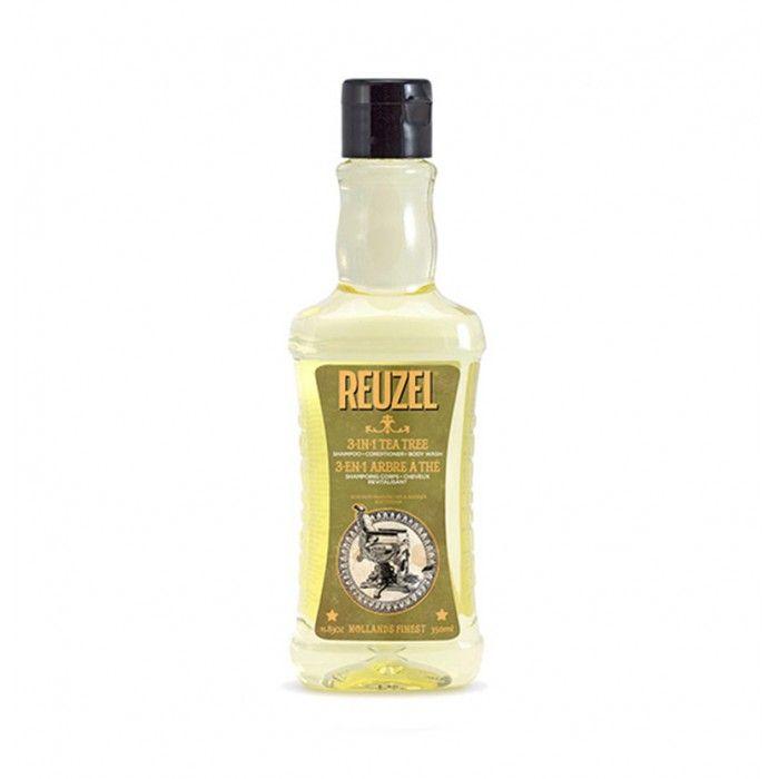 Reuzel 3 In 1 Shampoo 350ml