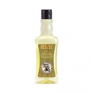 Reuzel 3 In 1 Shampoo 350ml