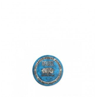 Reuzel Blue Pomade - Strong Hold Water Soluble H Sheen 35gr