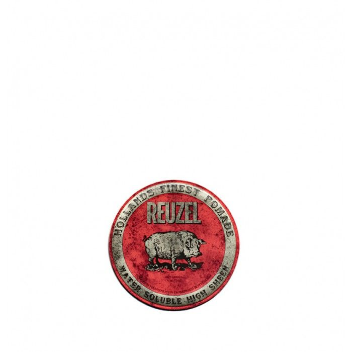 Reuzel Red Pomade - Water Soluble High Sheen 113gr