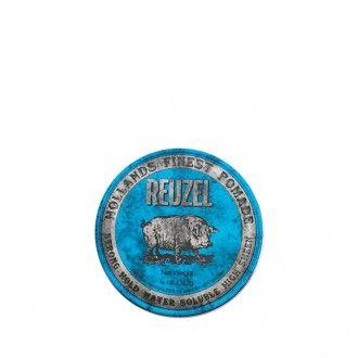 Reuzel Blue Pomade - Strong Hold Water Soluble H Sheen 113gr