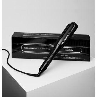 Edição limitada: Steampod 3.0 Karl Lagerfeld + Bolsa de pele