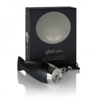 GHD Helios Black