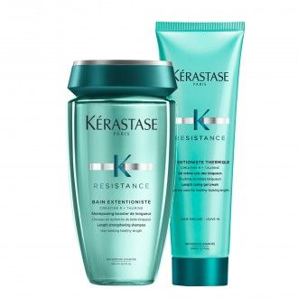 Pack Extentioniste shampoo e protetor térmico