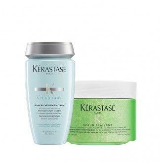 Pack Detox Capilar Shampoo + Exfoliante (cabelos secos)