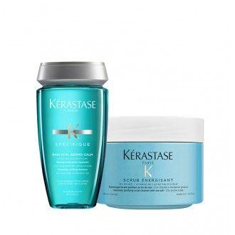 Pack Detox Capilar Shampoo + Exfoliante (cabelos oleosos)