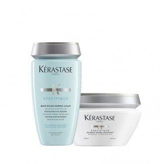 Pack Dermo-Calm Riche Shampoo + Máscara