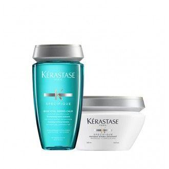Pack Dermo-Calm Shampoo + Máscara