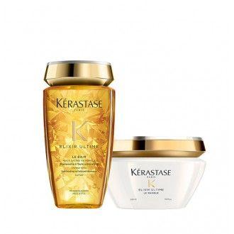 Pack Elixir Ultime Shampoo + Máscara