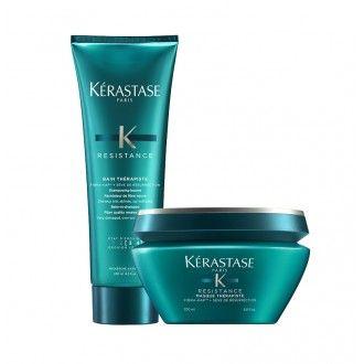 Pack Therapiste shampoo + máscara