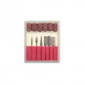 Kit Acessórios Set Manicure Rickiparodi