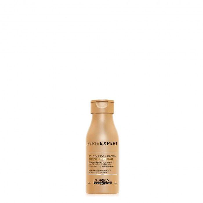Shampoo Absolut Repair Gold Quinoa 100 ml