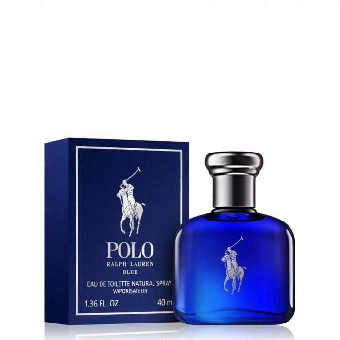 Polo Blue Edt 40ml Vapo