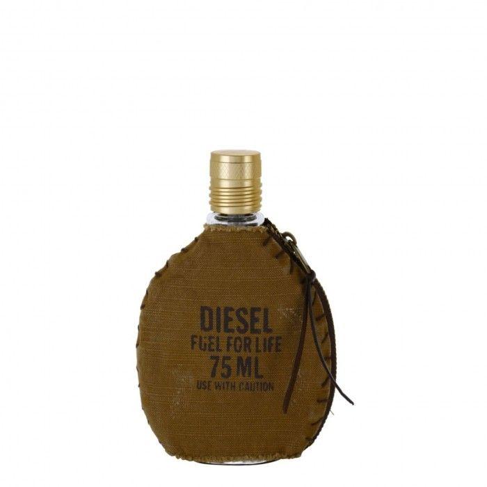 Diesel Fuel For Life Men 75ml Vapo Edt
