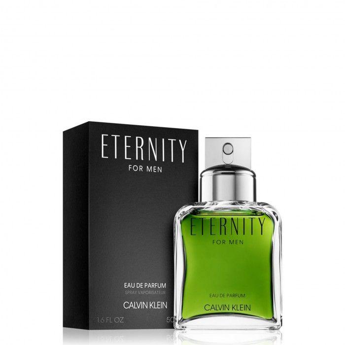 Eternity Men Edp 50ml Vapo