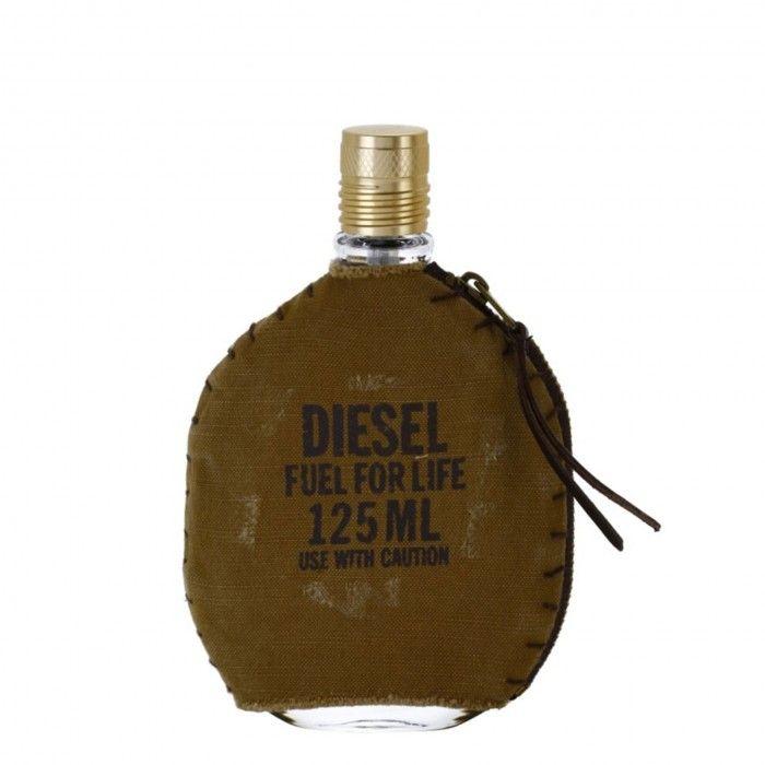 Diesel Fuel For Life Men 125ml Vapo Edt