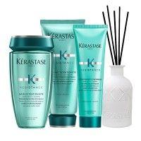 Pack Extentioniste cabelos finos + protetor térmico