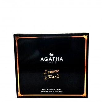 Coffret Agatha Paris