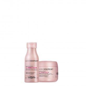 Pack TS Vitamino Color Shampoo + Máscara