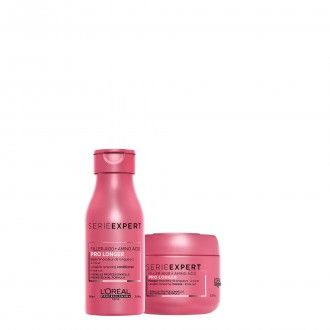 Pack TS Pro Longer Shampoo + Máscara