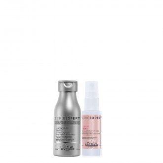 Pack TS Silver Shampoo + Spray