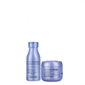 Pack TS Blondifier Shampoo + Máscara