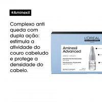 Ampolas Aminexil Advanced 10x6ml