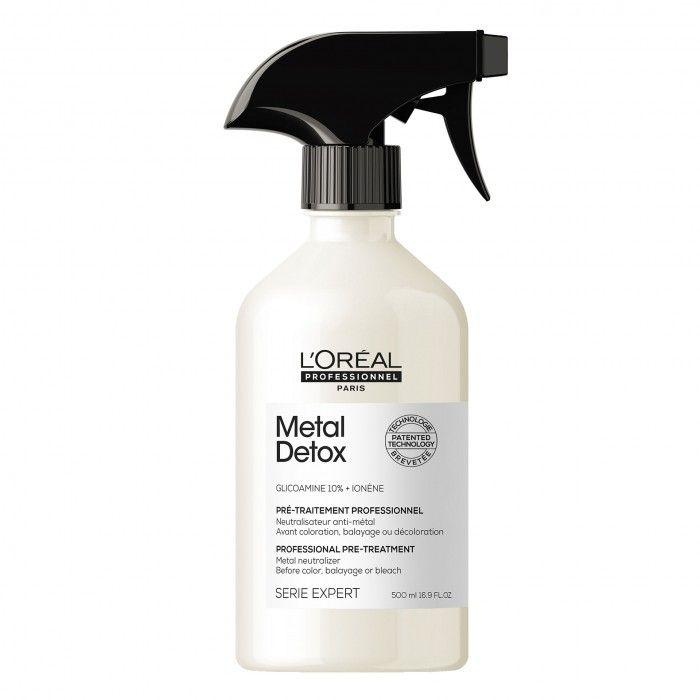 Spray Pré Tratamento Metal Detox 500ml