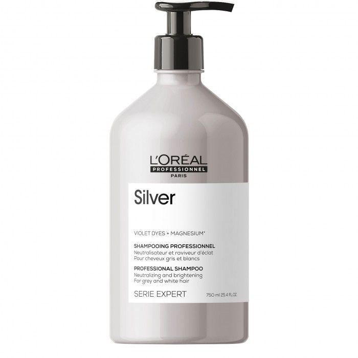 Shampoo Silver 750ml