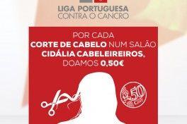 Campanha Solidária com a Liga Portuguesa Contra o Cancro 🎗