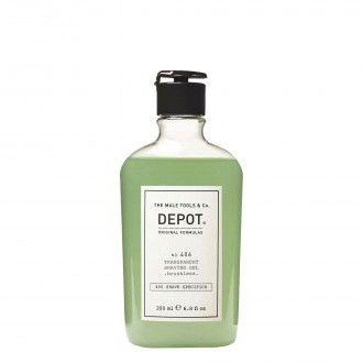 Depot 406. Transparent shaving gel 200ml