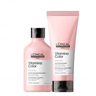 Pack Vitamino Color cabelos finos