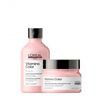 Pack Vitamino Color cabelos grossos